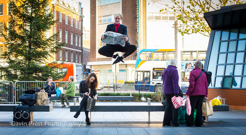 Photograph A good read by Gavin Prest on 500px