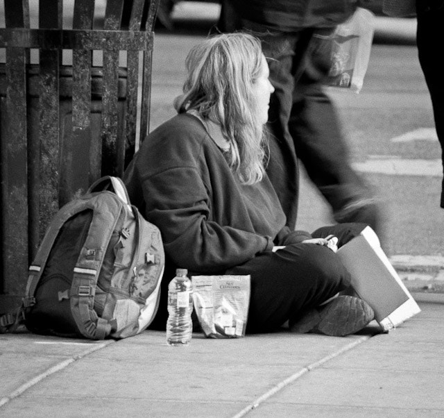 Photograph Homeless by Kurt Anno on 500px