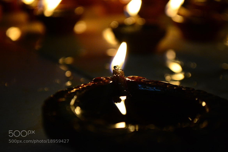 Photograph Diwali Lights!! by Abhishek Tyagi on 500px