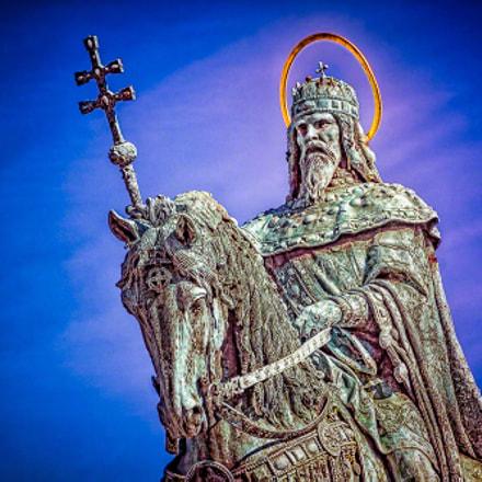 Saint Stephan I of Hungary - Budapest