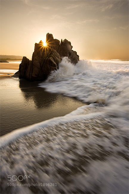 Photograph Sun burst by Scott Dimond on 500px
