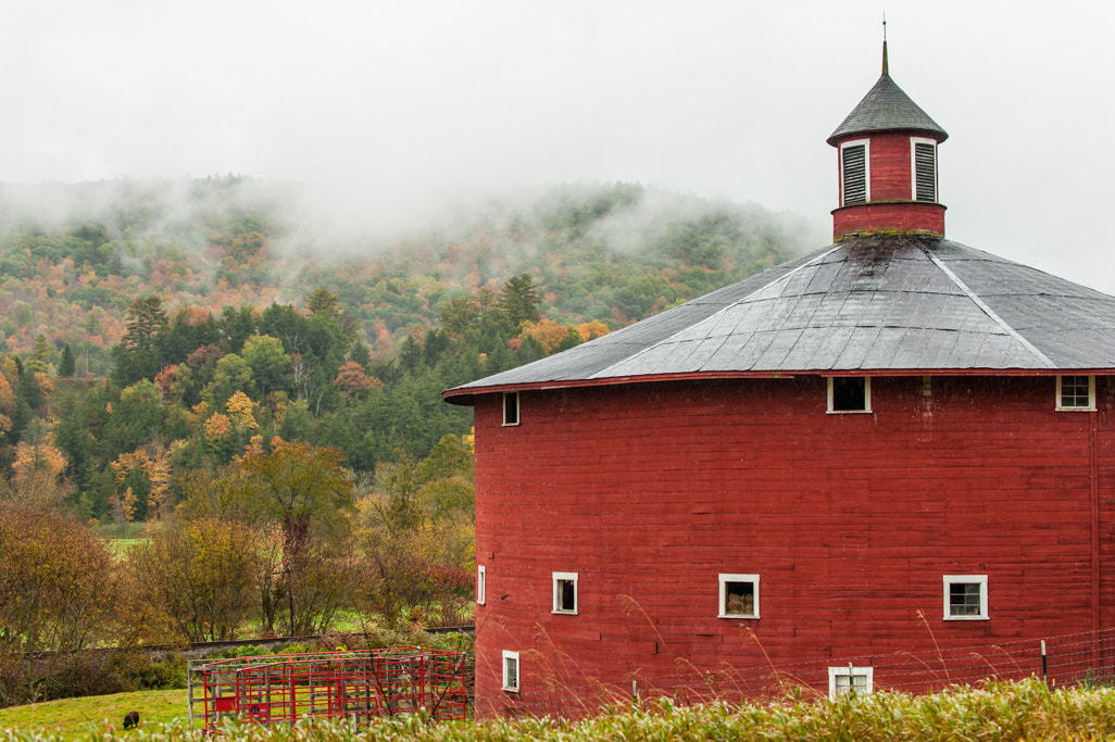 Photograph The Round Barn by Lyn Scott on 500px