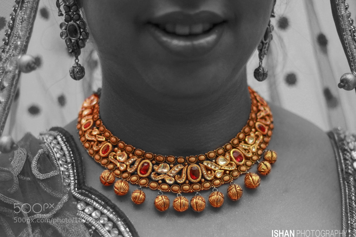 Photograph Bride by Ishan Saxena on 500px