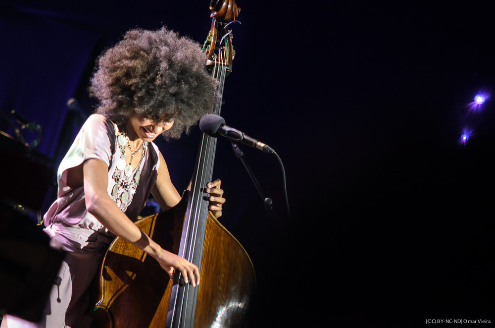 Photograph Esperanza Spalding - Radio Music Orchestra by Omar Vieira on 500px