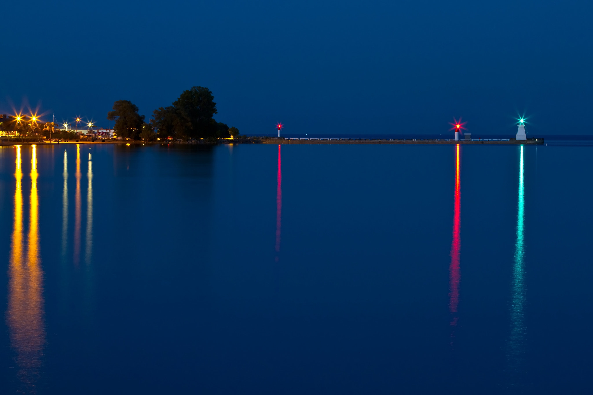Photograph Port Dover by Fred Clark on 500px