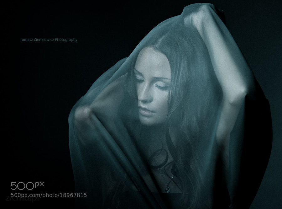 Photograph captived beauty by Tomasz Zienkiewicz on 500px