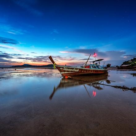 Rawai boat