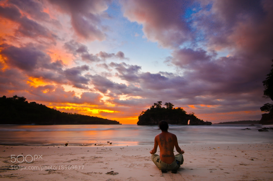 Photograph Yoga by Wisnu Taranninggrat on 500px