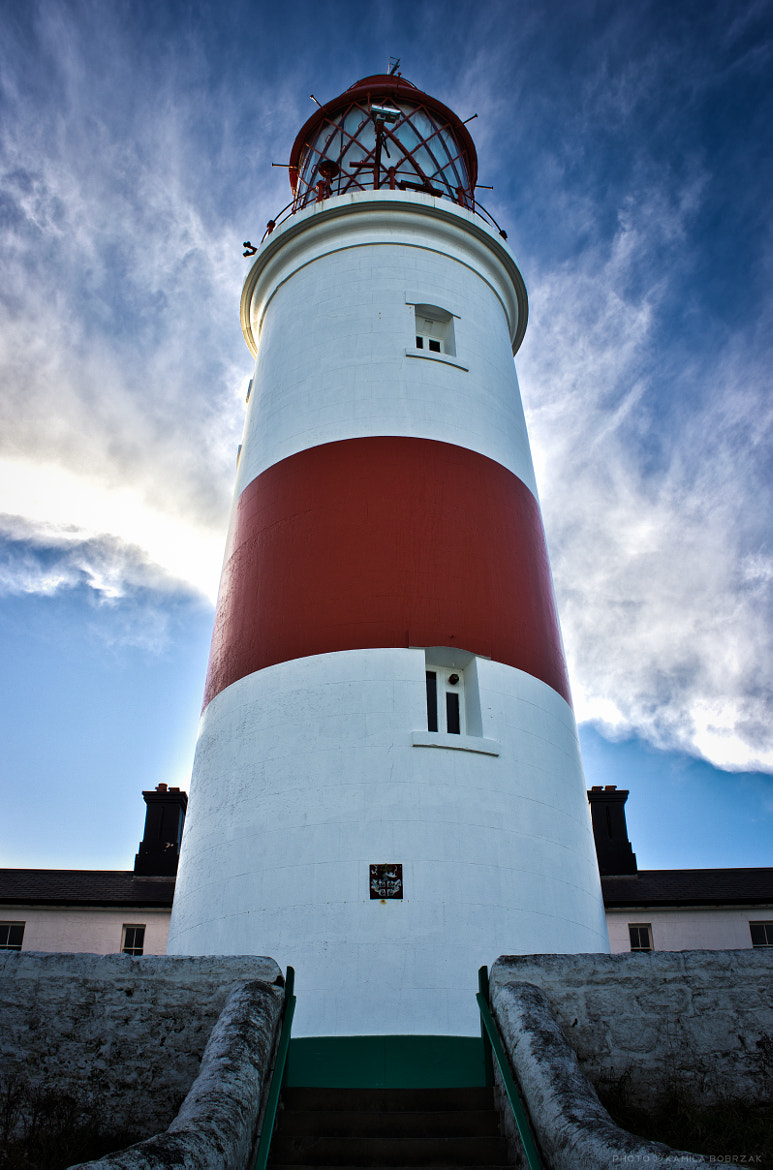 Photograph Souter Lighthouse, Marsden Bay by Kamila Bobrzak on 500px