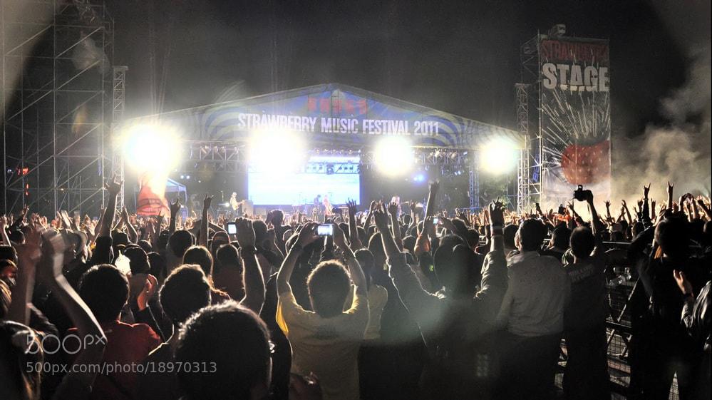 Photograph china music festival by Zheng Sun on 500px
