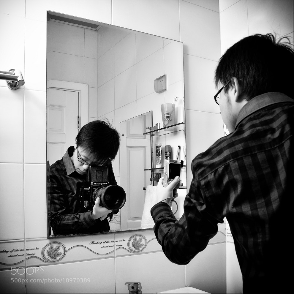 Photograph I am me by Zheng Sun on 500px