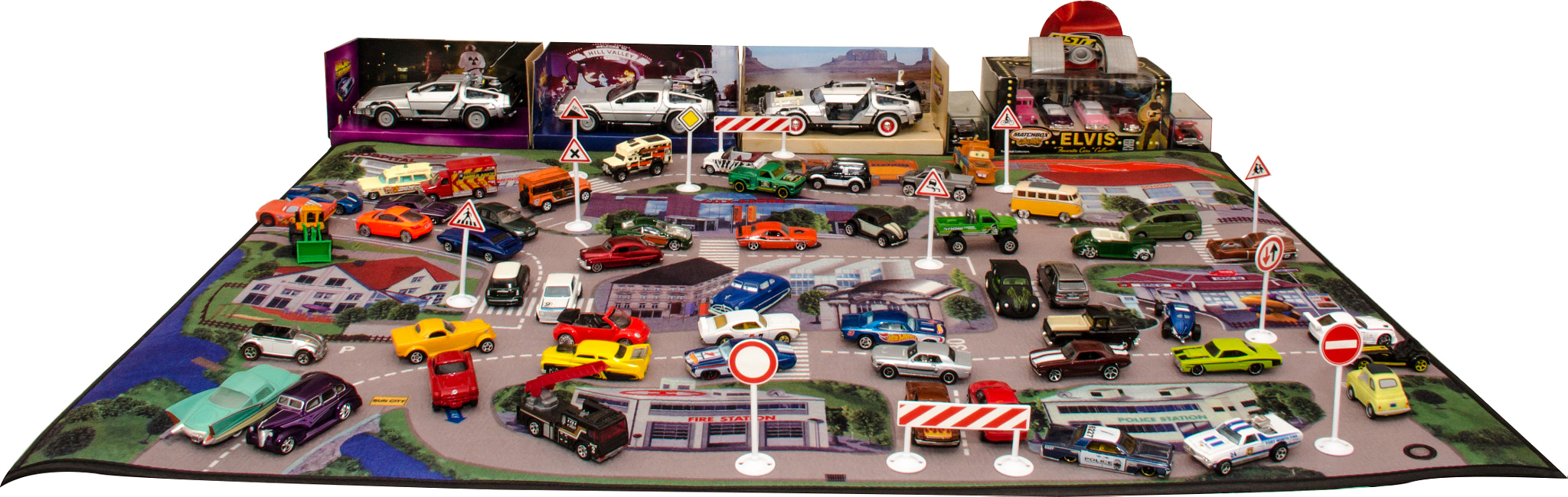 Photograph My Tiny Cars Collection by Walid EL Herpha on 500px