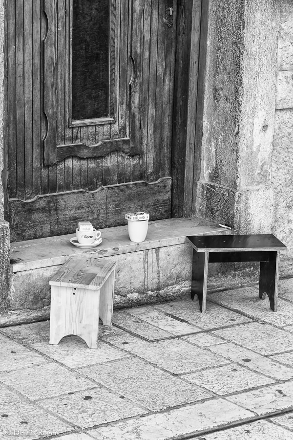Photograph Still Life Waiting for Company by Dennis Rogers on 500px