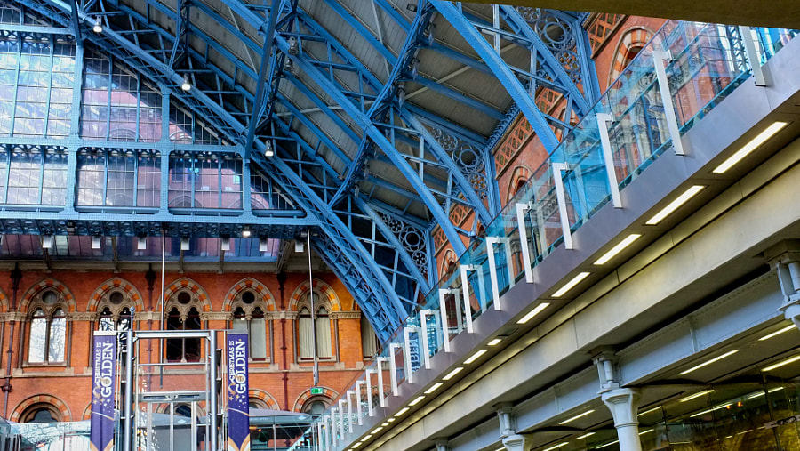 St Pancras Perspective