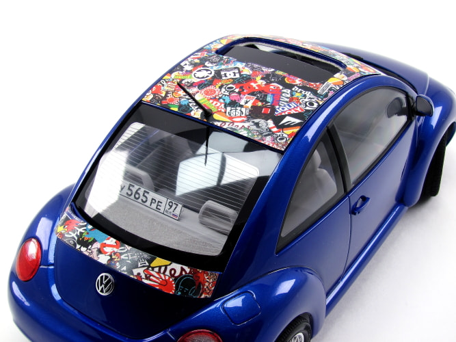 Volkswagen New Beetle 