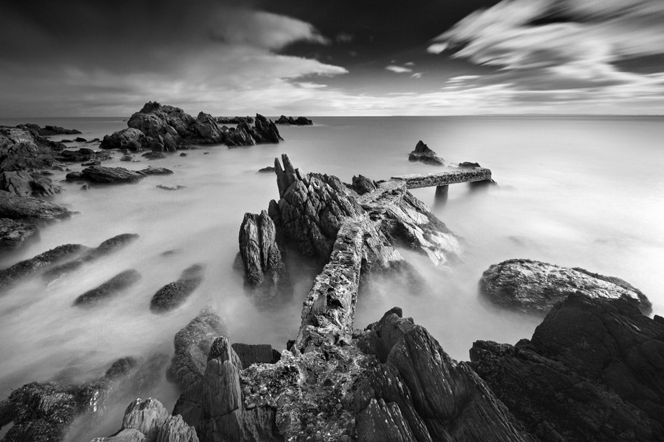 Photograph Stroove Jetty by Stephen Emerson on 500px