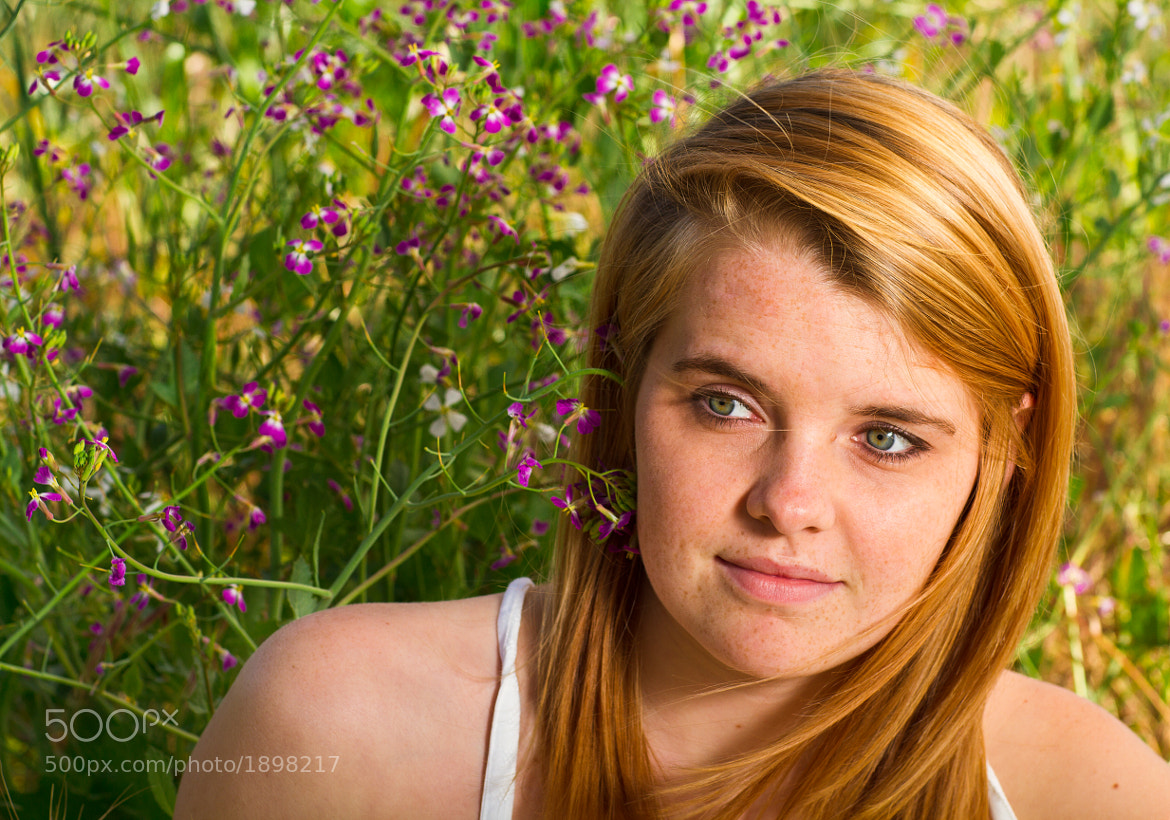 Photograph Laci by Justin Swindle on 500px