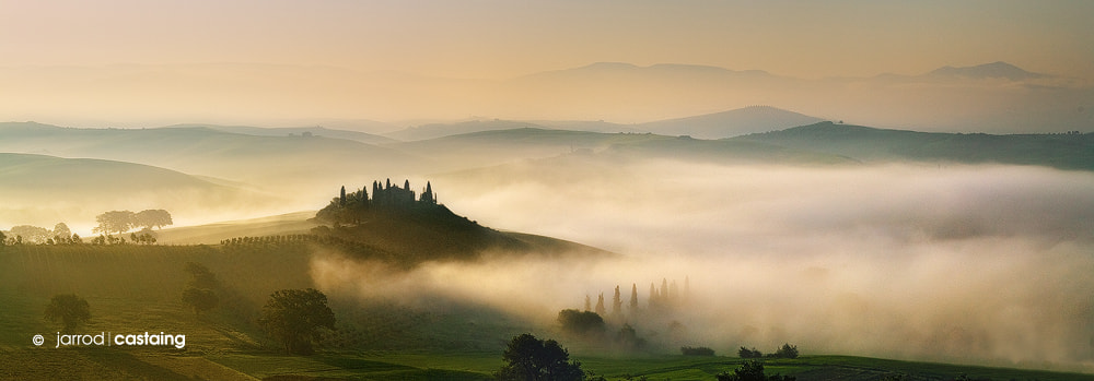 Photograph Belvedere at Dawn by Jarrod Castaing on 500px