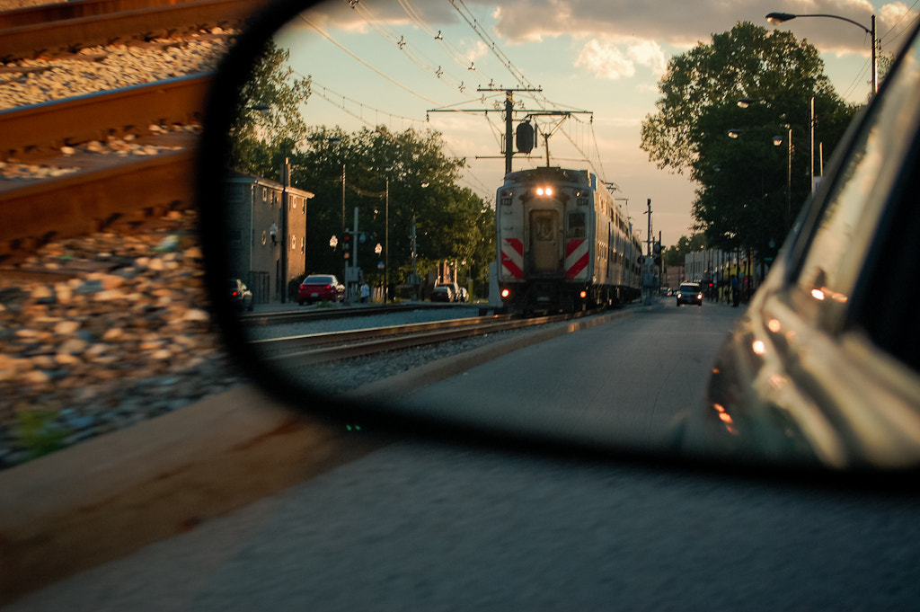 Photograph the last streetcar  by Sam D. on 500px