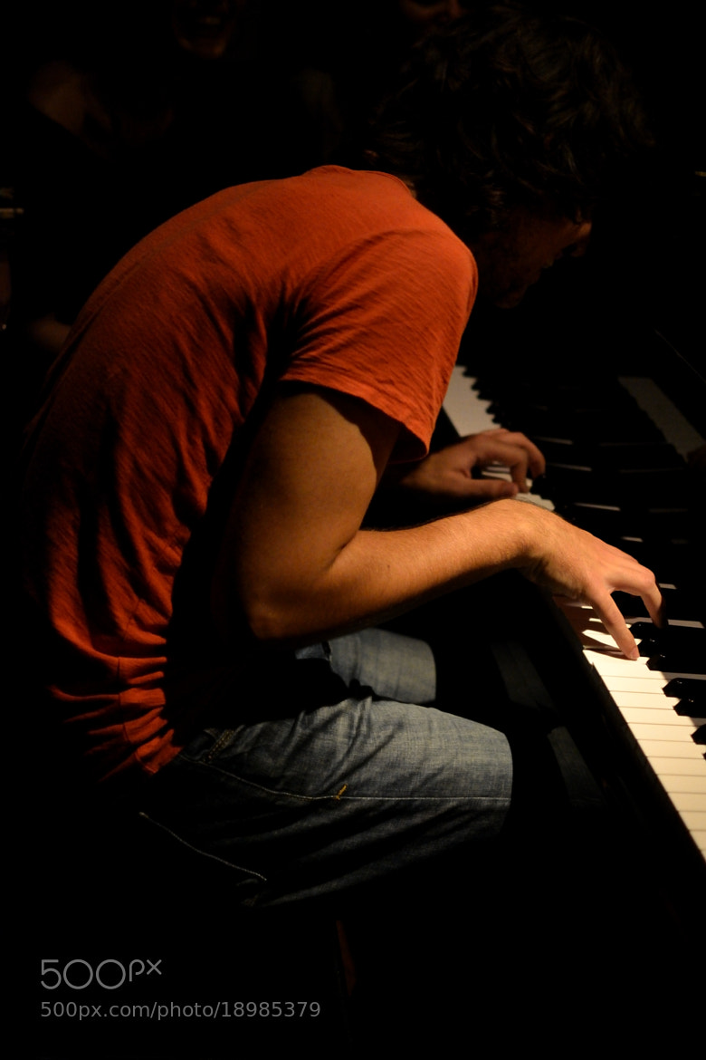 Photograph Pianist by Vangelis Bitsanis on 500px