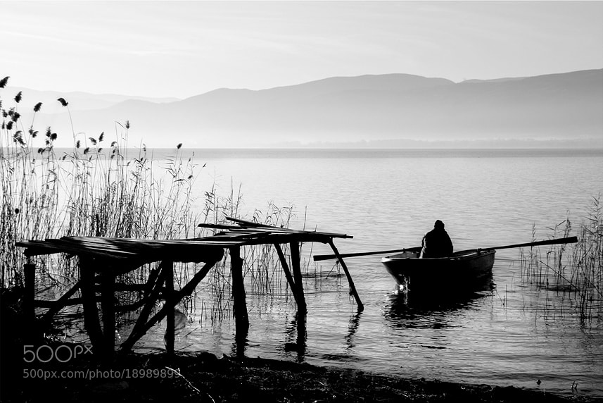 Photograph The Day Begins by Ismail Yilmaz on 500px