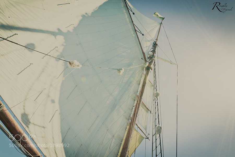 Photograph Drift Away by Roughley Originals on 500px
