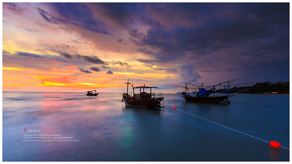 Photograph After Storm  by Suwit Gamolglang on 500px
