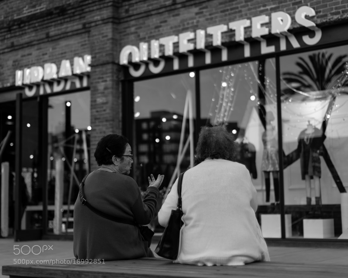 Photograph Urban Outfitters by Ben Eloy on 500px