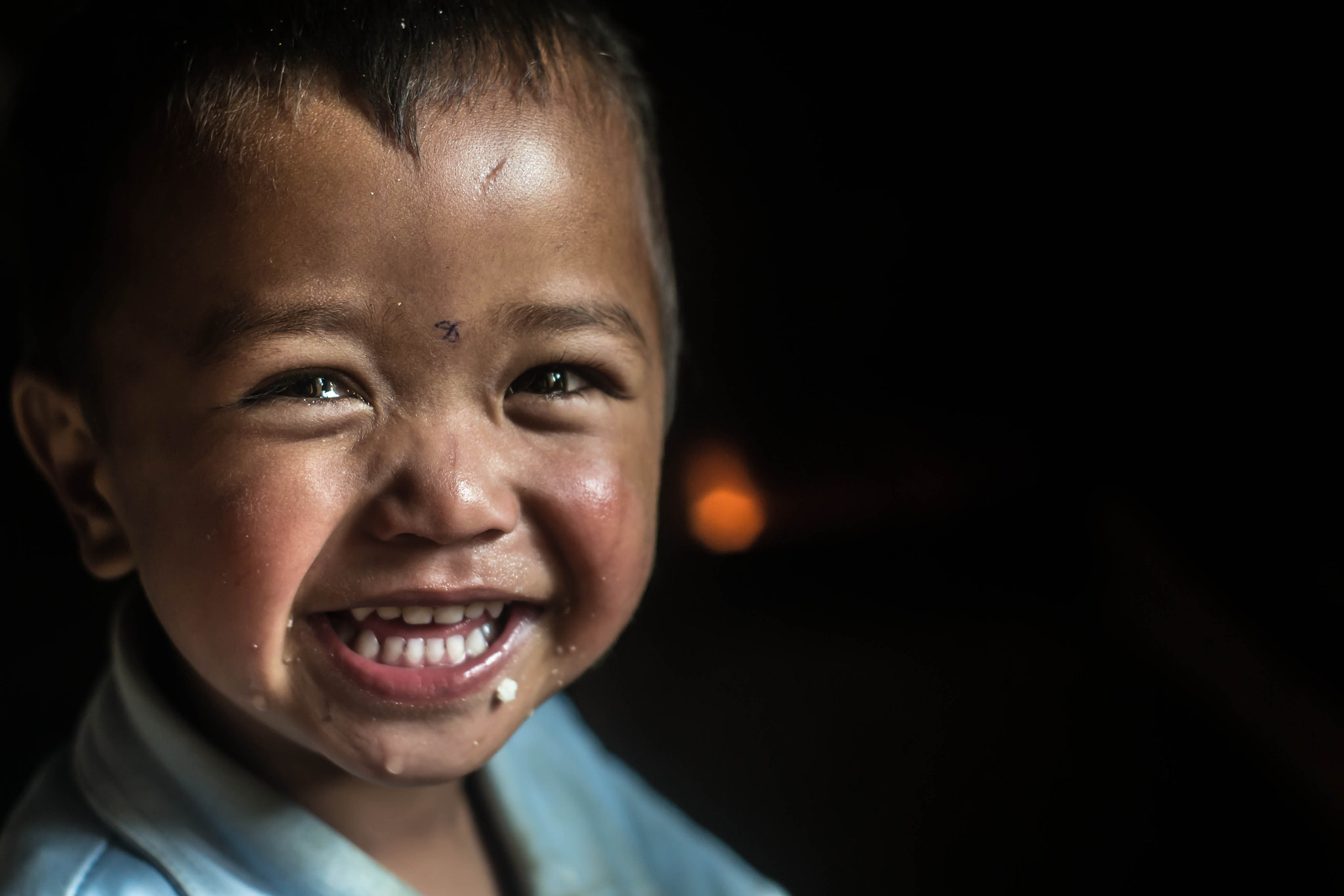 Photograph Smiley....... by Ayush Bajracharya on 500px