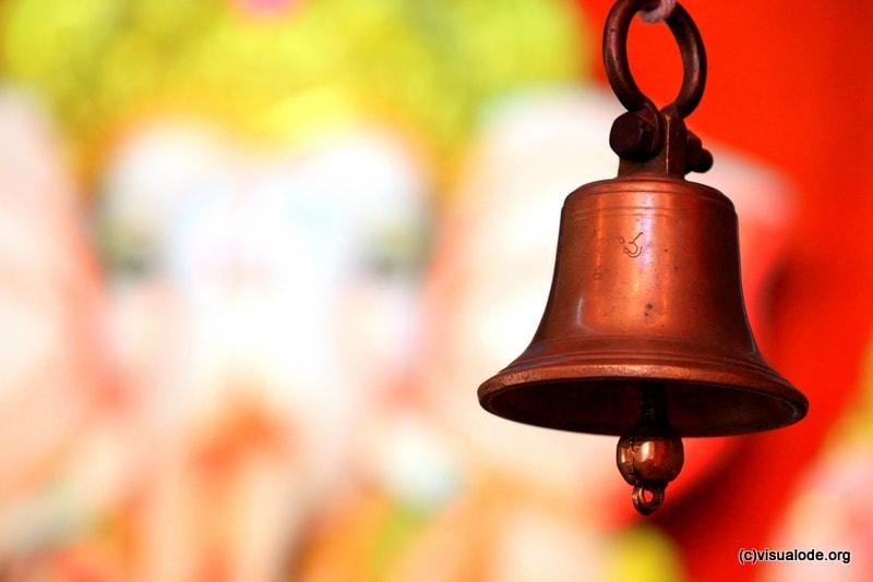 A divine bell