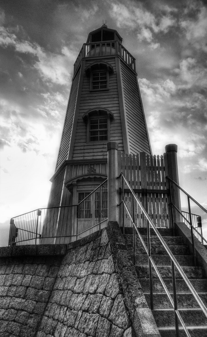 Photograph Old Sakai Lighthouse by Lee Walker on 500px