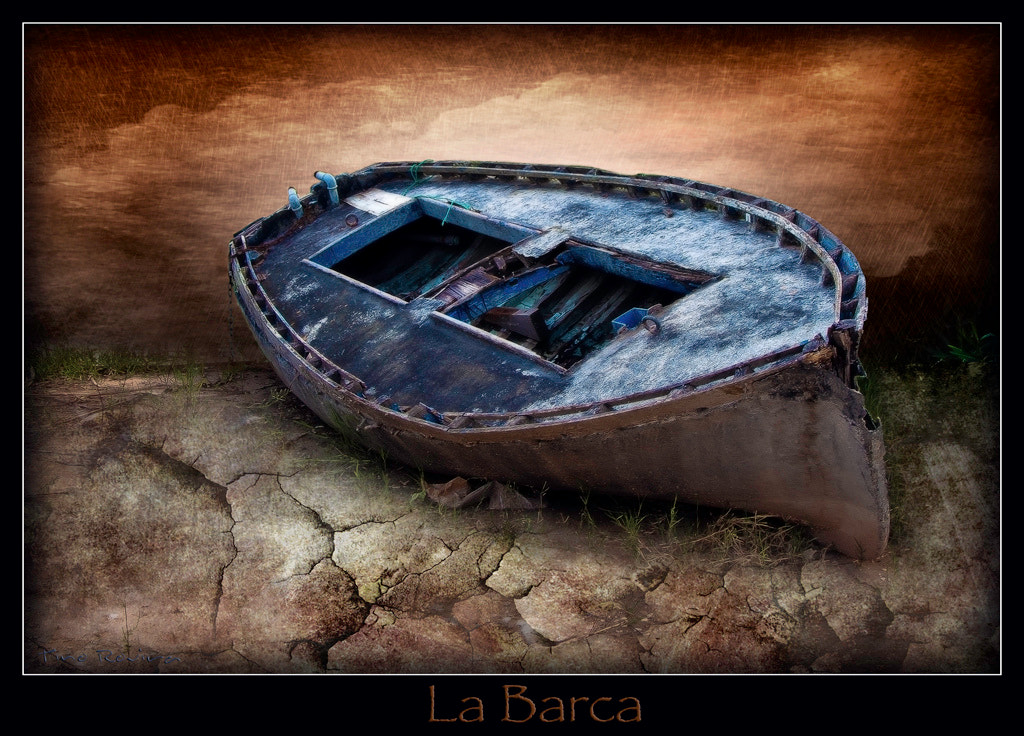 Photograph La barca by Tino Rovira on 500px