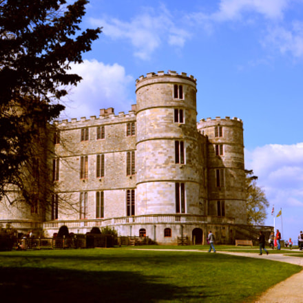 Lulworth Castle