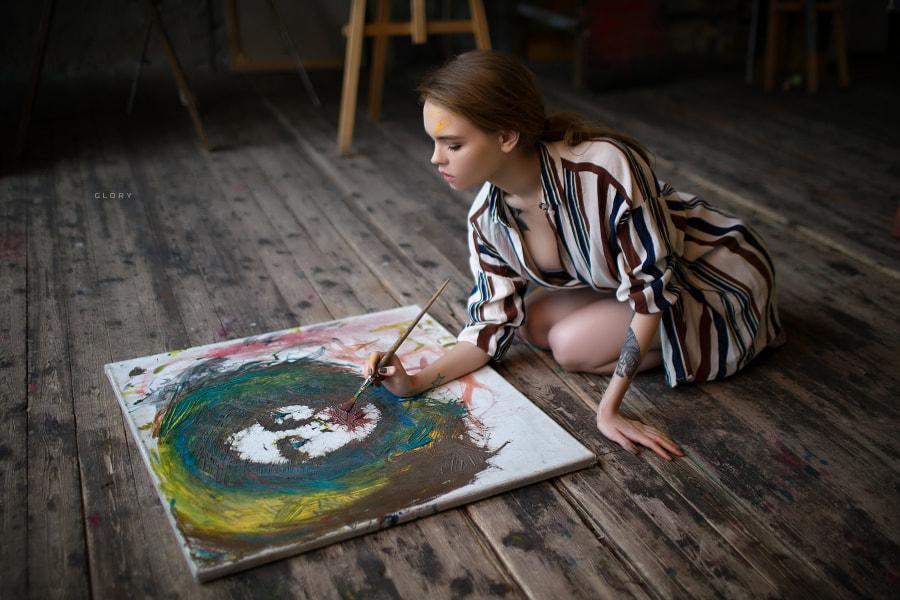 Artist by Glory / Вячеслав Холодилов on 500px.com