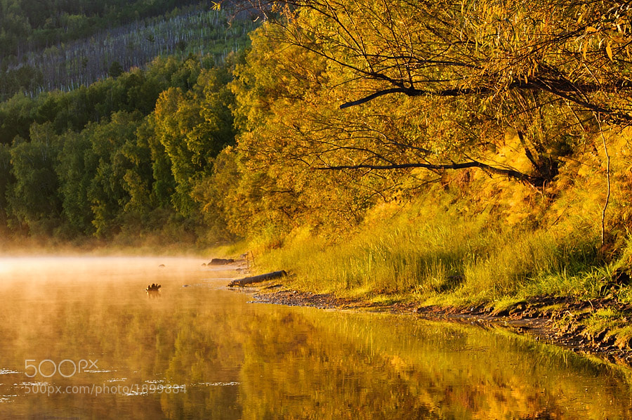 Photograph autumn is approaching by Victor Morozov on 500px