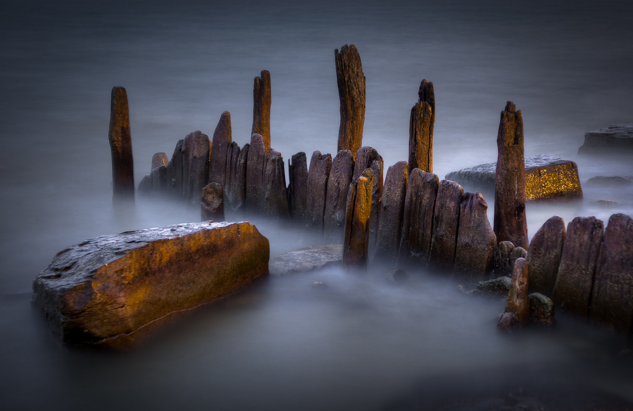 Photograph The Old Pier by Brian Behling on 500px
