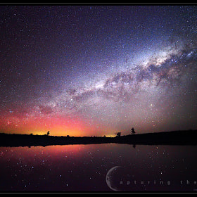 Earth, Air, Fire and Water by Greg Gibbs (CapturingTheNight)) on 500px.com