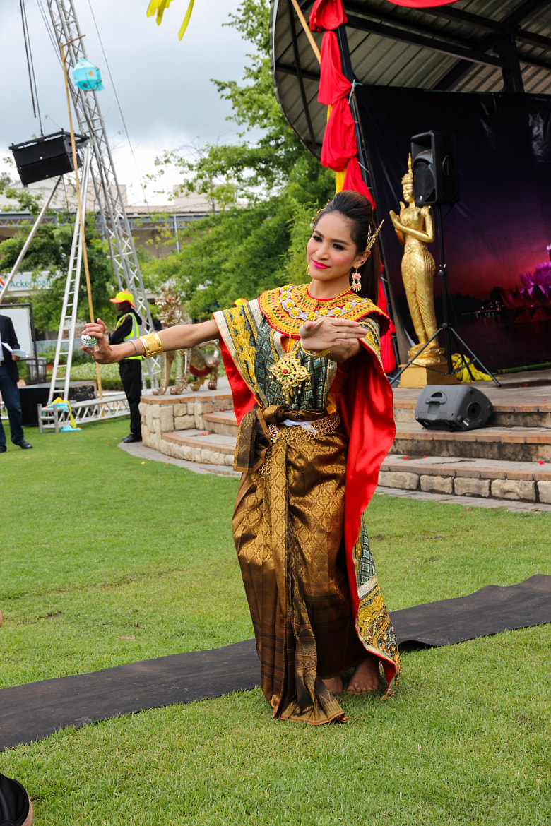 Photograph  Thai dancer by Andre Wiid on 500px