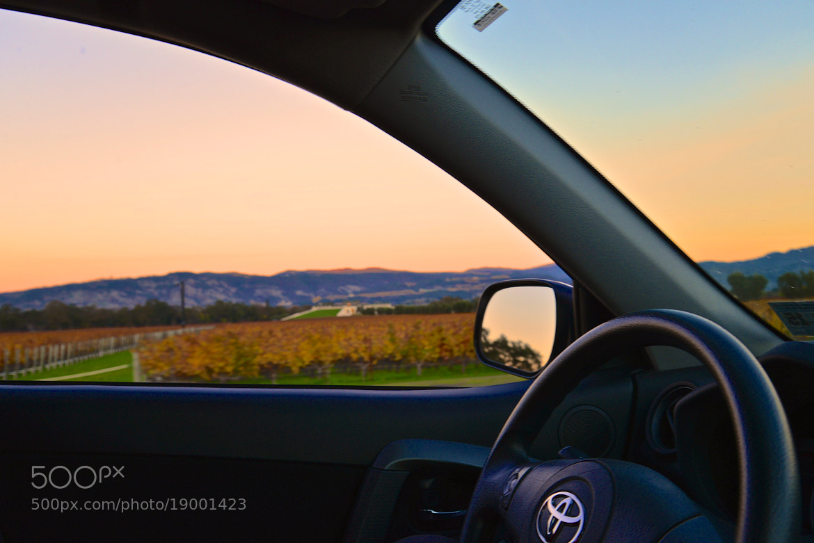 Photograph From the car by Muhieddine EL Kaissi on 500px