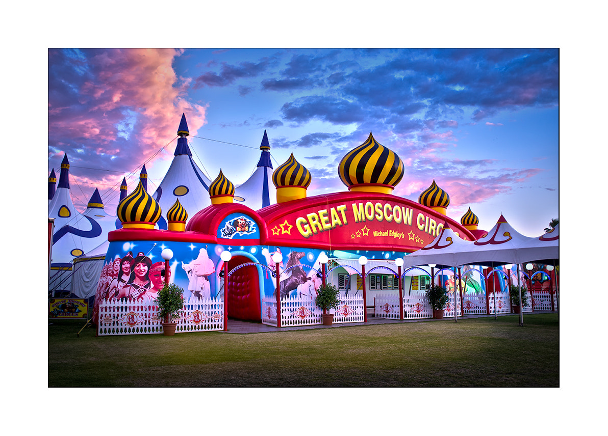 Photograph The Circus by Paul Theseira on 500px