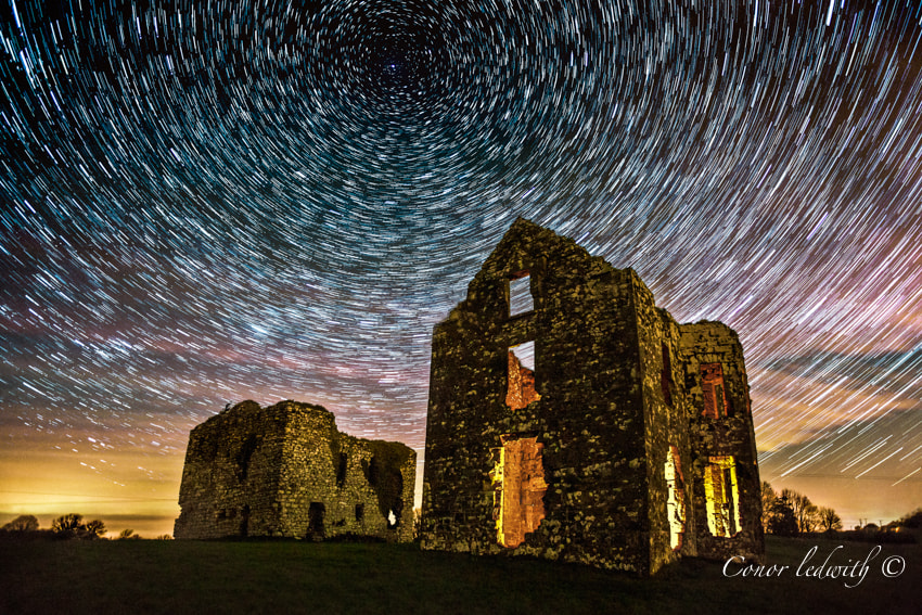 Photograph The Annaghkeen Stars by conor ledwith on 500px