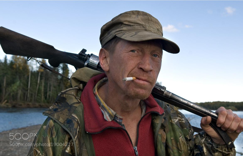 Photograph HUNTER by Vladimir Pchelintsev on 500px