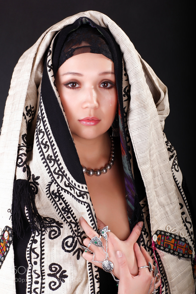 Photograph Kyrgyz Beauty by Dinara Ratsko on 500px