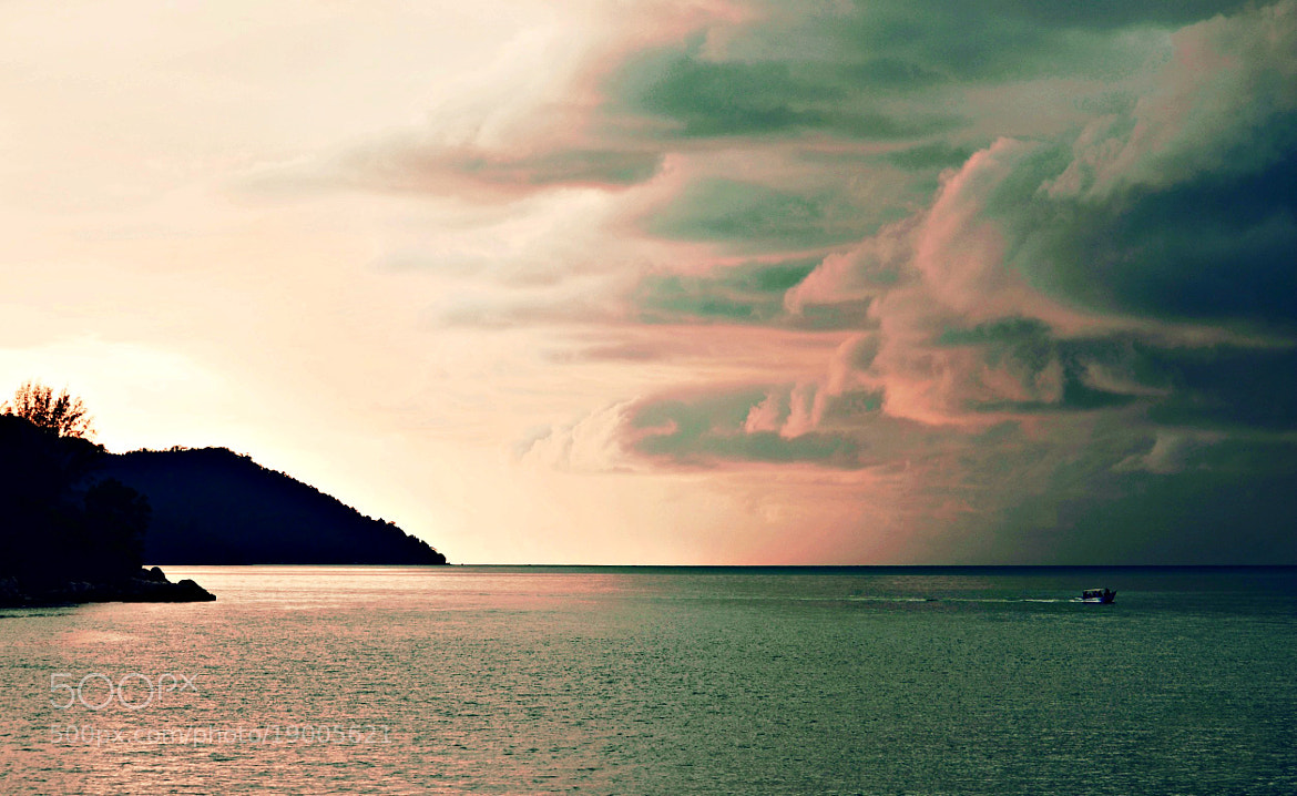 Photograph A Storm Is Coming by Linda Y on 500px