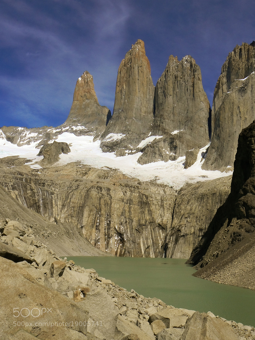 Photograph Chile I - Torres del Paine by Oliver Westphal on 500px