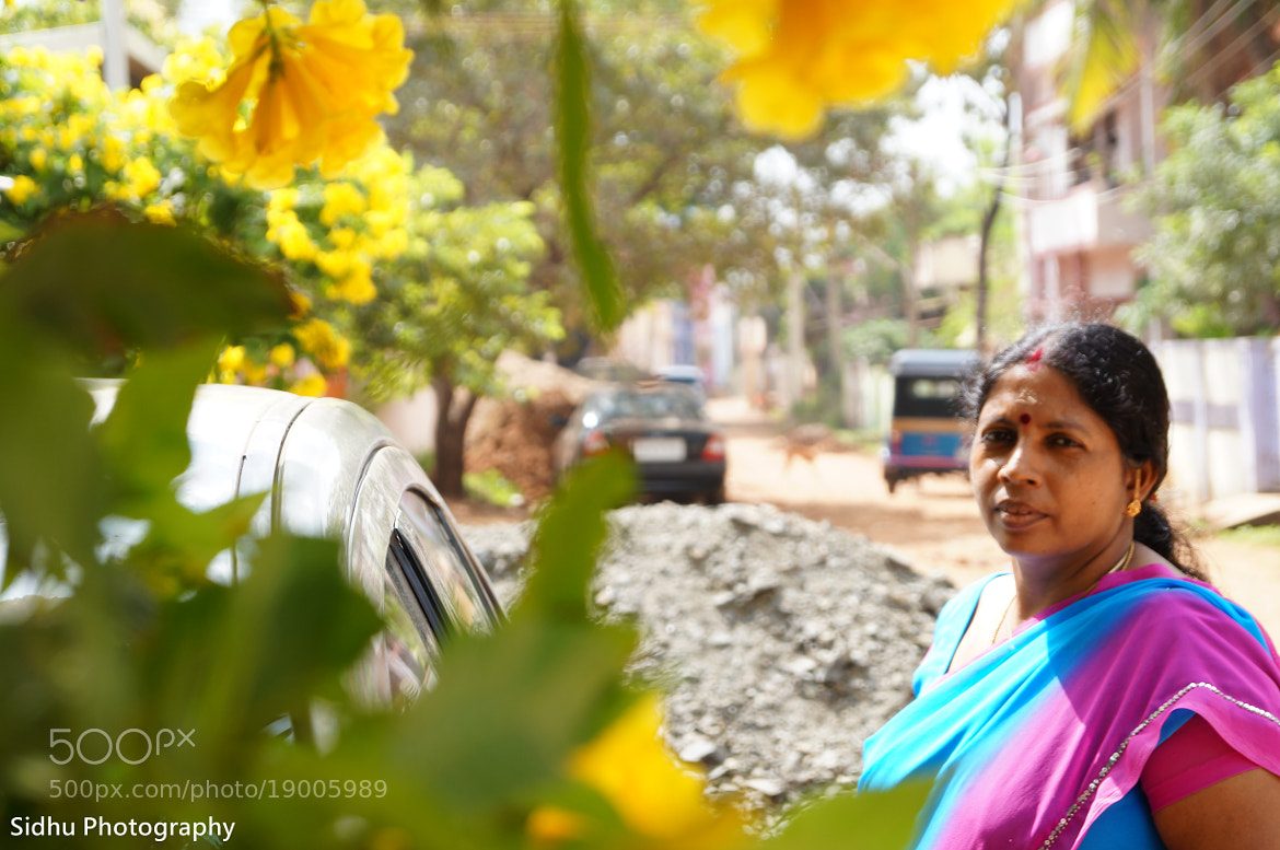 Photograph My mother eyes express everything by Arun Siddharth on 500px