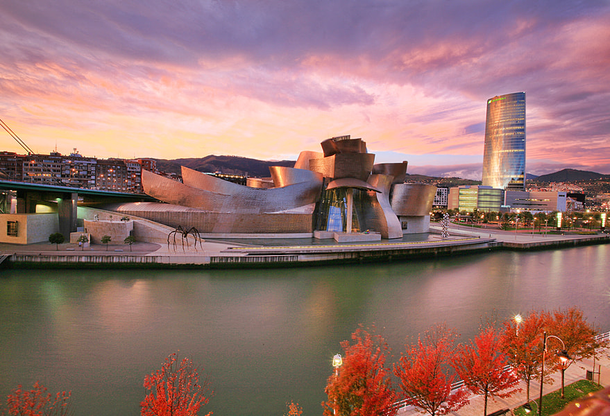 Photograph Guggenheim Bilbao by Alex  McQueen  on 500px