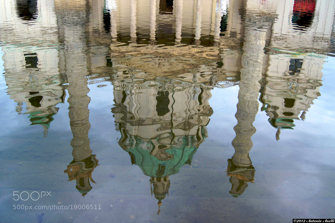 Photograph Reflections (Karlskirche-Vienna) by Antonio Anelli on 500px