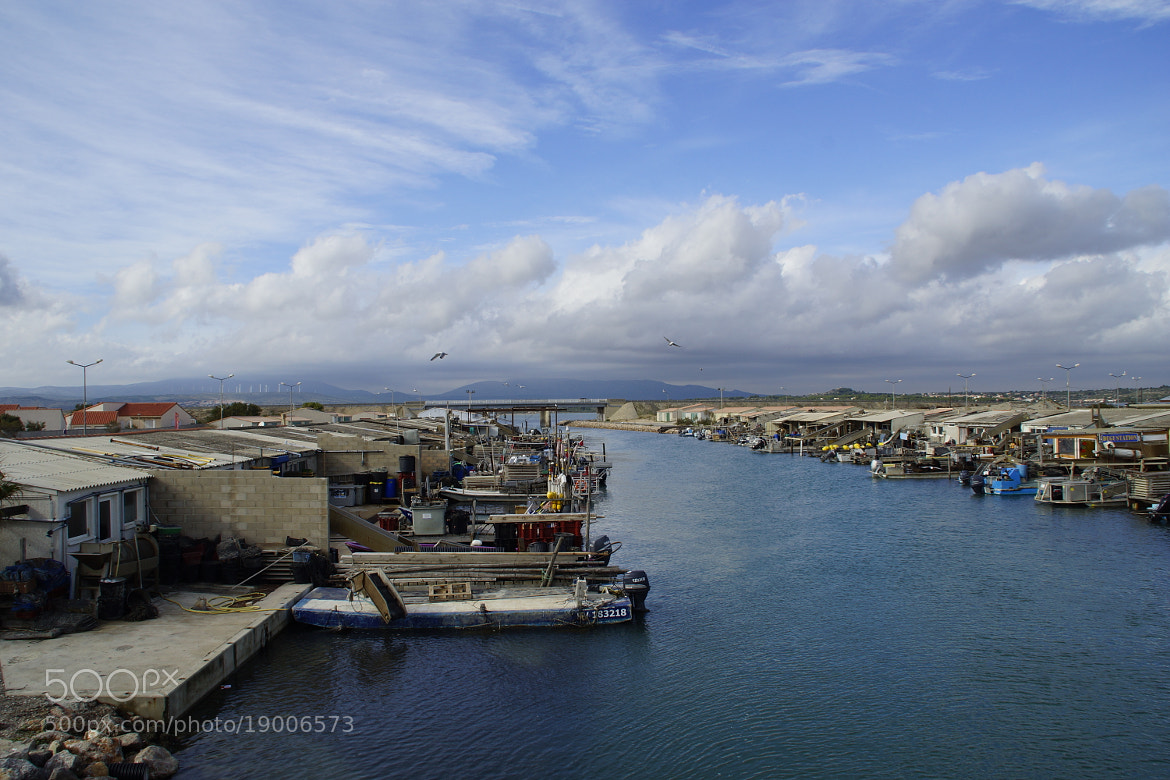 Photograph Port Leucate, by Sky60038 Olivier on 500px