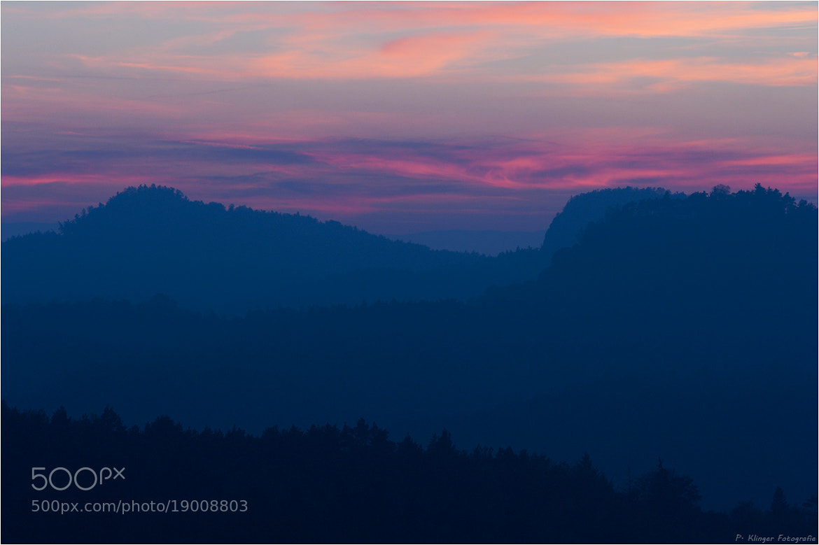 Photograph Elbsandsteingebirge by Philip Klinger on 500px